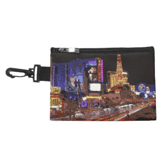 Driving on the Las Vegas Strip Accessory Bags