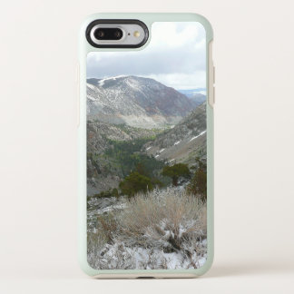 Driving Through the Snowy Sierra Nevada Mountains OtterBox Symmetry iPhone 8 Plus/7 Plus Case