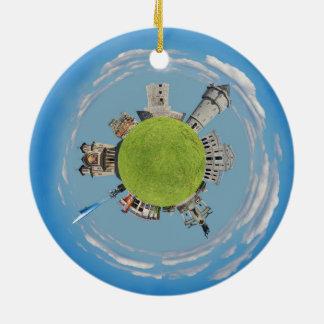 drobeta turnu severin tiny planet romania architec ceramic ornament