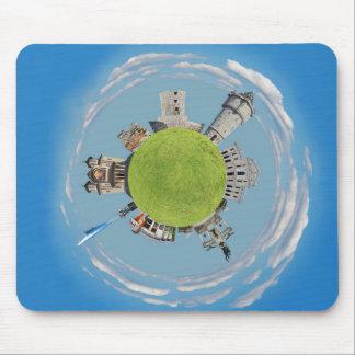 drobeta turnu severin tiny planet romania architec mouse pad