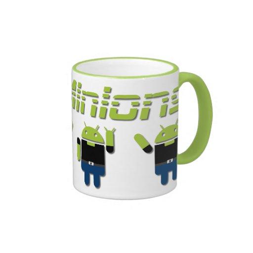 Droid Minions Mug