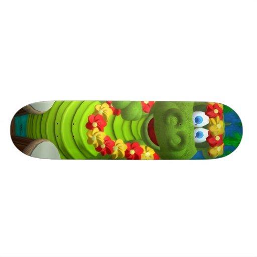 Drôlement batteur de dragons skateboards personnalisables
