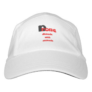 drone altitude with attitude headsweats hat