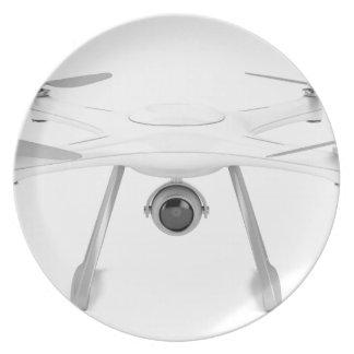 Drone Dinner Plates