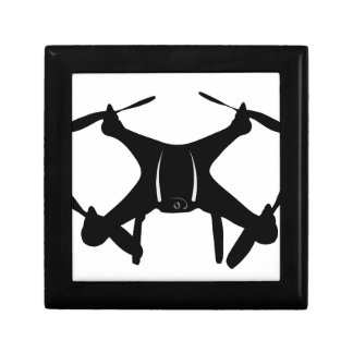 Drone Flying Gift Box