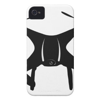 Drone Flying iPhone 4 Case-Mate Case