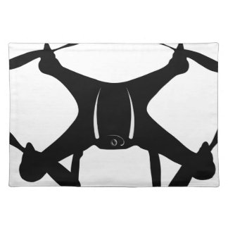 Drone Flying Placemat
