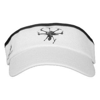 Drone Grey Visor