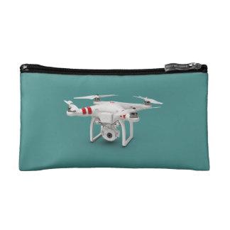 Drone phantom cosmetic bag