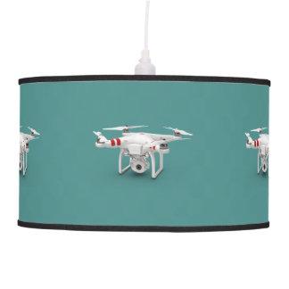 Drone phantom pendant lamp