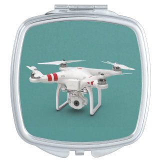 Drone phantom travel mirrors