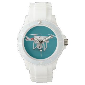 Drone phantom wrist watch