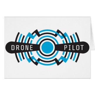 drone pilot card