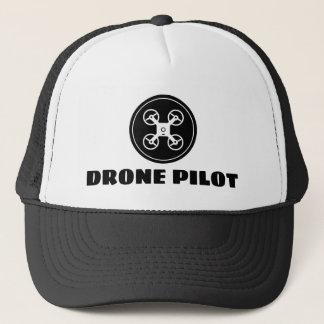 Drone pilot trucker hat