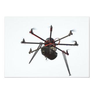 Drone quadcopter 2 card