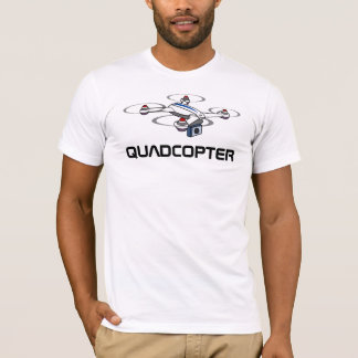 Drone Quadcopter shirt