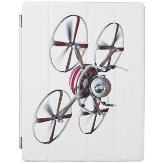 Drone quadrocopter iPad cover