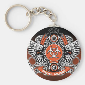 Drone Real Music Key chain