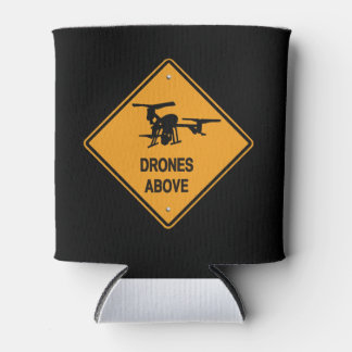 drones above can cooler