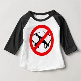Drones not Allowed Baby T-Shirt