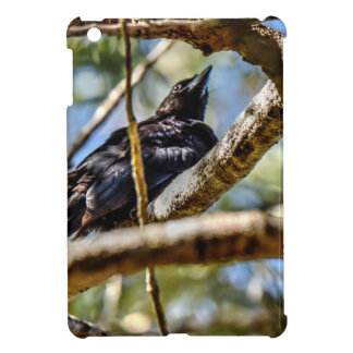 DRONGO RURAL QUEENSLAND AUSTRALIA ART EFFECTS CASE FOR THE iPad MINI