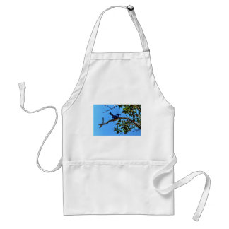 DRONGO RURAL  QUEENSLAND AUSTRALIA ART EFFECTS STANDARD APRON