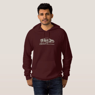 Drop a Gear and Disappear Miata Hoodie
