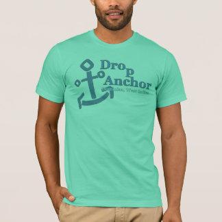 Drop Anchor, Dominica t-shirt--various styles T-Shirt