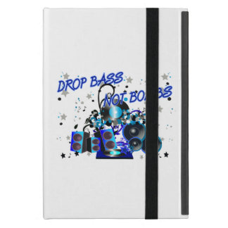 Drop Bass Not Bombs Cover For iPad Mini
