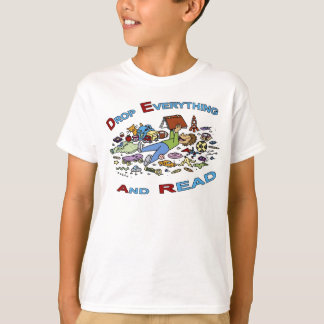 Drop Everything And Read T-Shirt