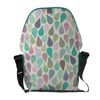 Drop in A drop pastels Commuter Bag