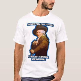Drop It Like It's Hot Ducreux Archaic Rap T-Shirt