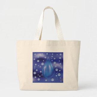 drop large tote bag