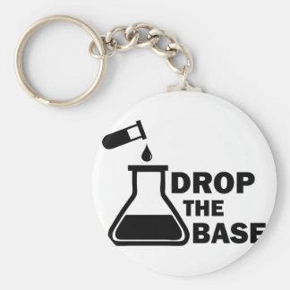 Drop the Base Keychain