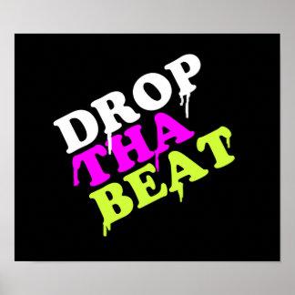 Drop The Beat Poster