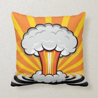 Drop the Bomb - Pillow