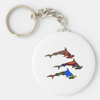 DROP THE HAMMERS KEYCHAIN