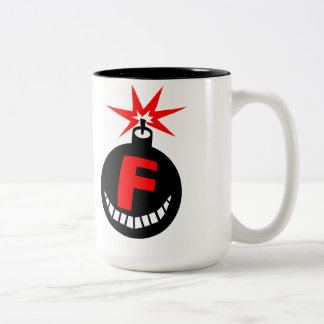 Droppin' F-Bombs Coffee Mugs