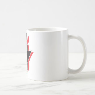 Dropping F Bombs - Red Coffee Mugs