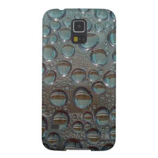 Drops of rain case for galaxy s5