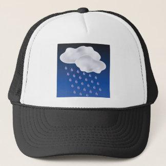 Drops of Rain Trucker Hat