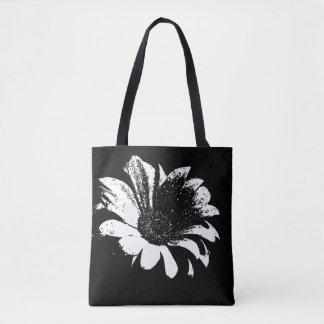 Drops on Daisy Tote Bag