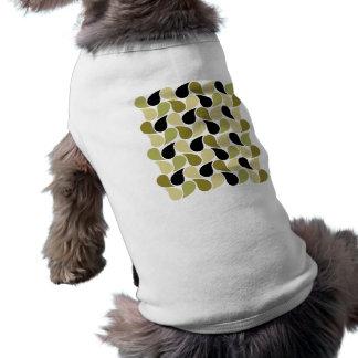Drops Pattern pet clothing