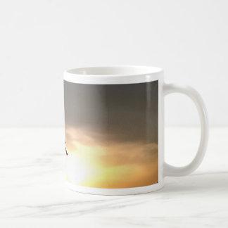Dropzone At Dusk Coffee Mug