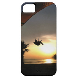Dropzone At Dusk iPhone 5 Case
