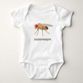 Drosophila Baby Bodysuit