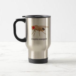 Drosophila Travel Mug