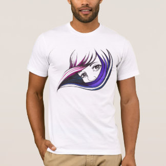 Drowning Hair T-Shirt