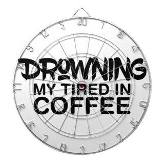 Drowning My Tired Dartboard