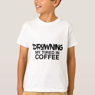 Drowning My Tired T-Shirt